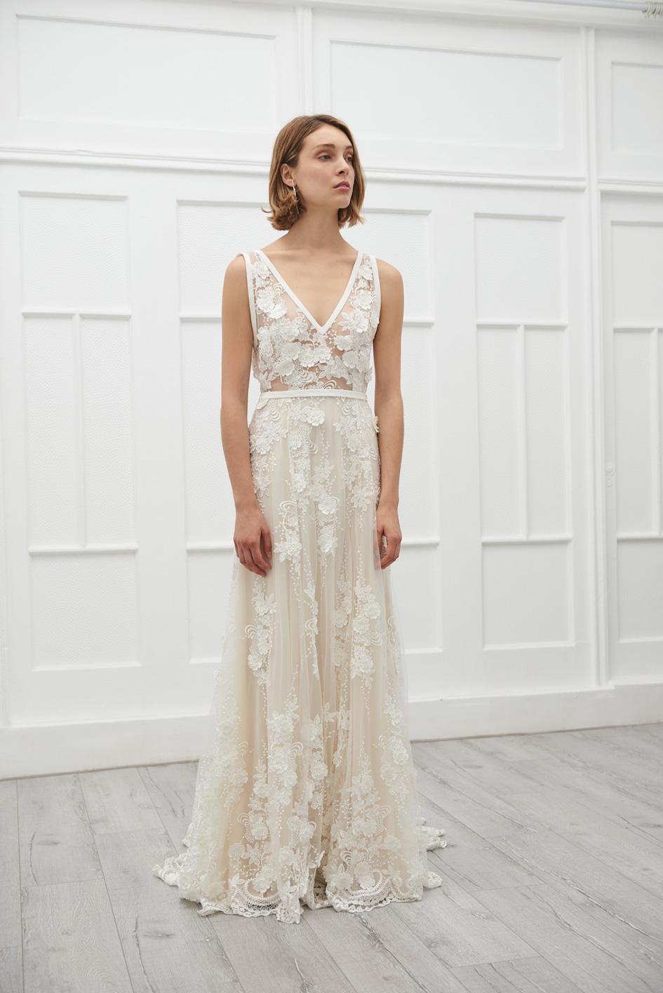 9b22b95c De har en helt særlig nordisk minimalisme over sig og deres grafiske  skarphed gør dem særlig og smukke lige som en unik brudekjole skal være.