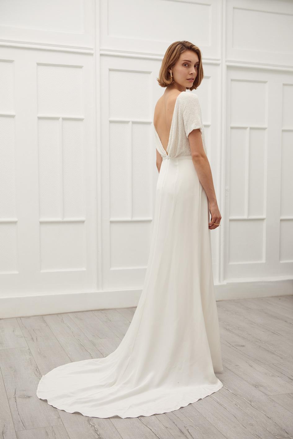 8146e4e891f2 Unikke og afslappede designer brudekjoler