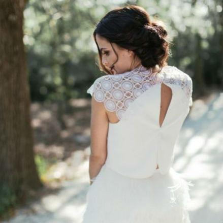 Lailah james brudekjole 2 delt