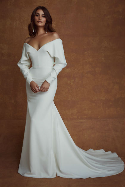 sarah seven brudekjole