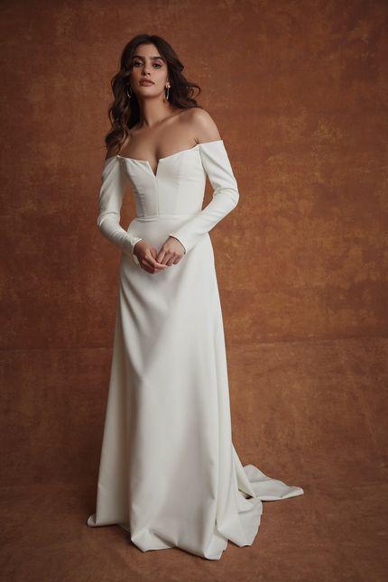 brudekjole sarah seven