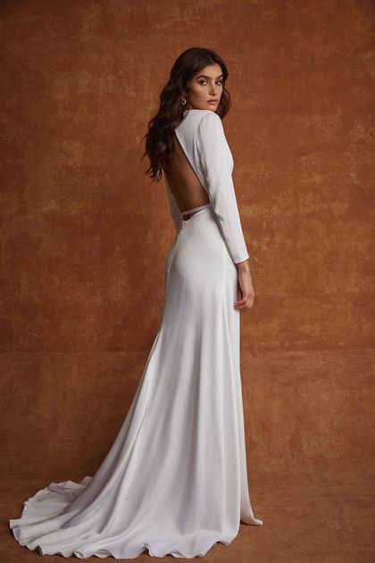 brudekjole. sarah seven